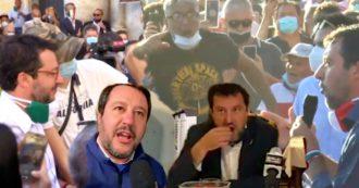 """Il 2020 di Salvini. Dal citofono di Bologna al Covid: le richieste di """"apertura"""" e """"chiusura"""", i selfie senza mascherina. E il silenzio sulle inchieste sulla Lega"""