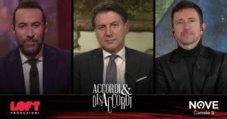 """Conte: """"Stretta aggiuntiva per Natale, non farci sopraffare dalla terza ondata. Renzi vuole il Mes? Sbagliato dire: prendere o lasciare"""""""
