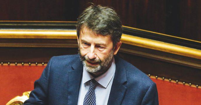 """Beni Culturali, basta al """"Re Sole"""" Franceschini: ci vuole un ministro nuovo"""