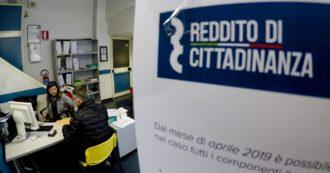 Reddito di cittadinanza, i dati Inps: a gennaio hanno ricevuto il beneficio 1,3 milioni di famiglie. L'importo medio è di 543 euro