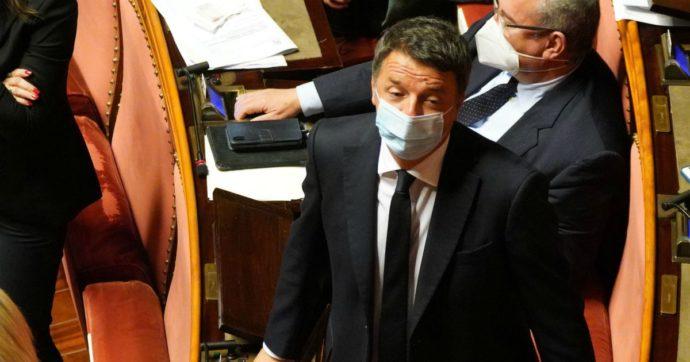 Sondaggi, FQChart della settimana – Italia Viva troppo giù per un 'leader di palazzo' come Renzi