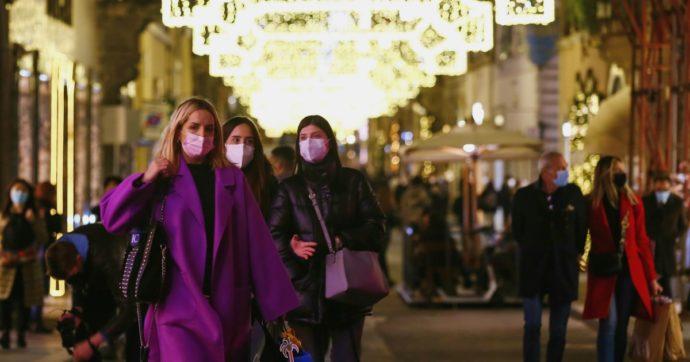 """Coronavirus, monitoraggio Iss: """"Rt sopra 1 in Veneto, Liguria e Calabria. Natale potrebbe determinare aumento di contagi, stare a casa"""""""