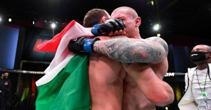 Marvin Vettori vs Israel Adesanya: l'Italia pronta a fare la storia nelle arti marziali miste