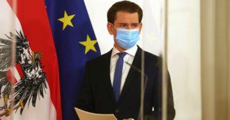 "Variante inglese frena l'Austria, Kurz prolunga lockdown: ""Aprire incosciente"". Londra studia quarantena obbligatoria a spese di chi entra"