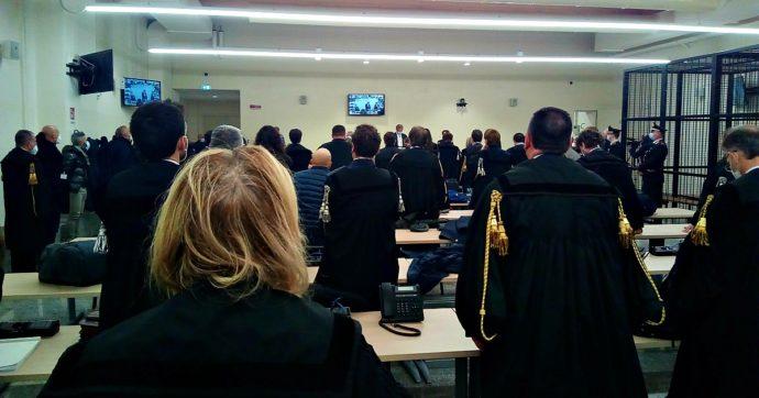 Processo Aemilia, più di 700 anni di carcere per i 118 imputati dell'Appello: c'è anche l'ex calciatore Iaquinta