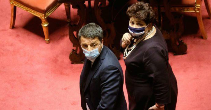 """Ora Renzi tira in ballo anche il Pd: """"Sono d'accordo con noi su tutte le richieste a Conte"""". I dem: """"Parli per Italia viva e ci lasci stare"""""""