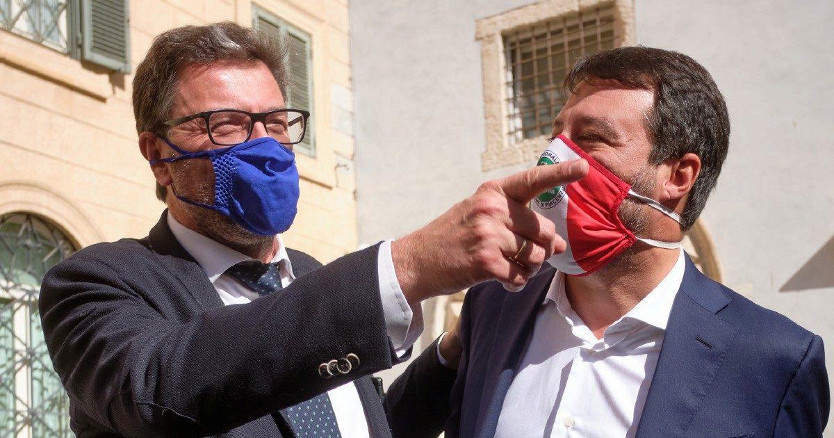 Sapelli, Tremonti e Giorgetti: la rosa dei premier di Salvini