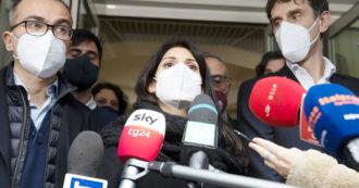 """Virginia Raggi dopo l'assoluzione: """"Imbarazzanti i silenzi dei vertici M5s. Da fanatici chiedermi di dimettermi in caso di una mia condanna"""""""