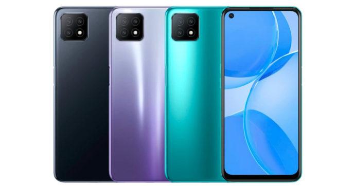 OPPO A53 5G, ufficiale la nuova variante di smartphone A53 con nuovo processore e modulo 5G