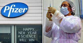 """Vaccino Covid, marcia indietro di Pfizer sulle consegne: """"Piano per limitare i ritardi a una sola settimana"""". Speranza: """"Rispetti i patti"""""""