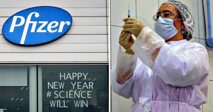 """Vaccino Pfizer, governo attiva l'Avvocatura per azioni legali dopo taglio consegne. Il gruppo: """"Impegni sono su numero di dosi, non di fiale"""""""