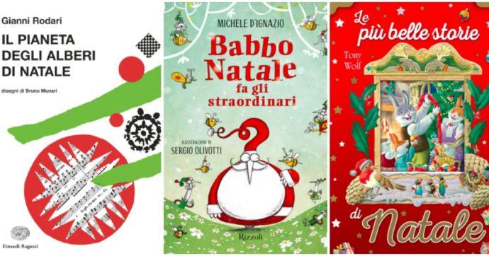 Libri per bambini, ecco le 10 storie da leggere durante le feste di Natale