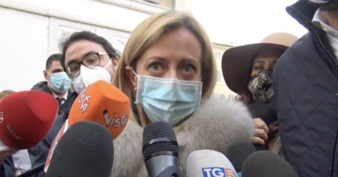 Giorgia Meloni, quando la solidarietà è classista