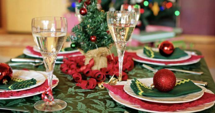 """Pranzo di Natale, Coldiretti: """"Quest'anno spesi 82 euro in meno a famiglia. Si rinuncia soprattutto a formaggi, salumi, vino, olio"""""""