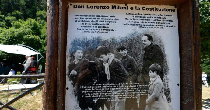Usare Don Milani come brand mi sconcerta: lo dico da ex ragazzo di Barbiana