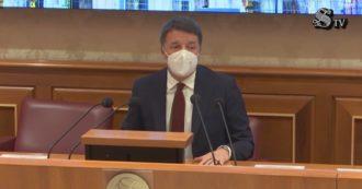 """""""Il piano di Conte è senz'anima"""", Renzi presenta il """"suo"""" Recovery. E minaccia ancora: """"Accordo su questo o via i miei ministri"""""""