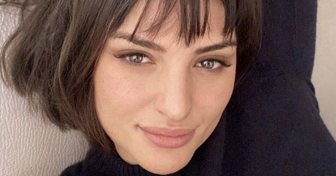 """Sanremo 2021, Arisa confessa: """"Dopo varie infiltrazioni sulla bocca ho sciolto tutto"""""""