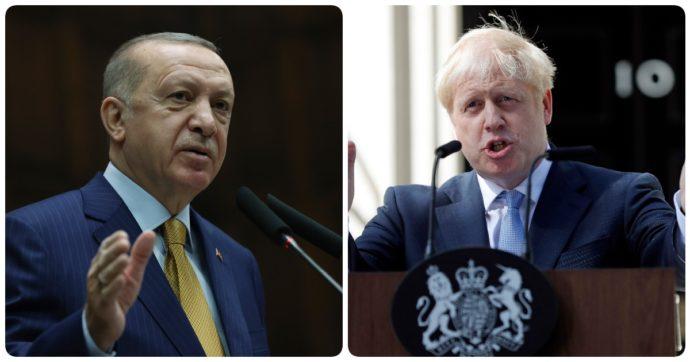 """Brexit, Turchia e Regno Unito firmano l'accordo di libero scambio: """"È una giornata storica, rafforzeremo il volume di scambi"""""""