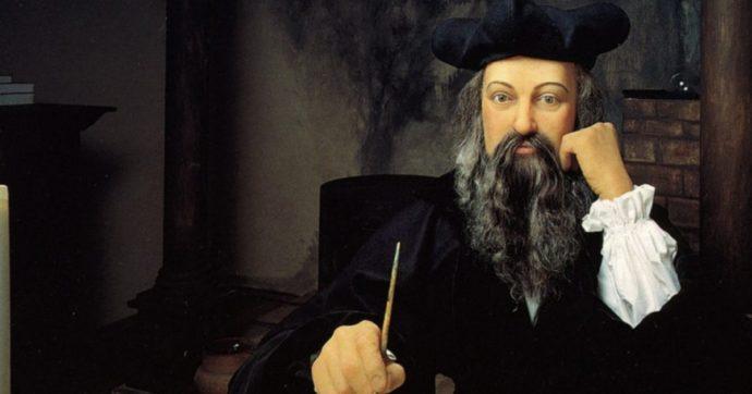 """Tutta la verità sulle profezie di Nostradamus per il 2021: """"Dopo una catastrofe arriverà la pace"""""""