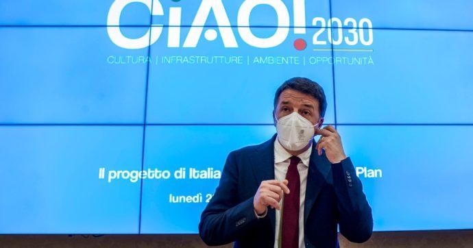 Recovery plan, collocare Renzi nella tragedia o nella farsa è difficile