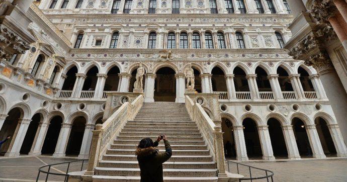 """Musei civici di Venezia prolungano la chiusura al 1 aprile. In cassa integrazione 390 lavoratori. Sindacati: """"Grave e incomprensibile"""""""