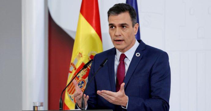 """Spagna, gestione del Recovery in mano a Sanchez. Via libera solo grazie all'astensione dell'estrema destra """"convinta"""" dagli industriali"""
