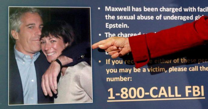 """""""Jeffrey Epstein e Ghislaine Maxwell mi hanno violentata davanti a mio figlio. Poi un intervento per 'recuperare' la verginità"""""""