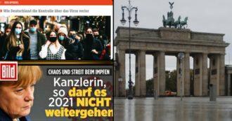 Germania, a dicembre più morti che in tutto il 2020. Disastro nelle Rsa: il governo sotto attacco dei media. Verso proroga del lockdown