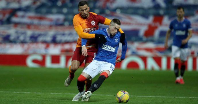 Omar Elabdellaoui ferito dai fuochi d'artificio a Capodanno: il difensore del Galatasaray rischia la vista