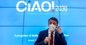 Recovery plan, perché la proposta di Renzi fa saltare i conti pubblici: debito/pil più alto di dieci punti quando gli aiuti Ue finiranno