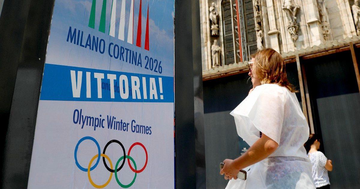 """I Giochi 2026 """"a costo zero"""" costano già oltre 1,5 miliardi"""