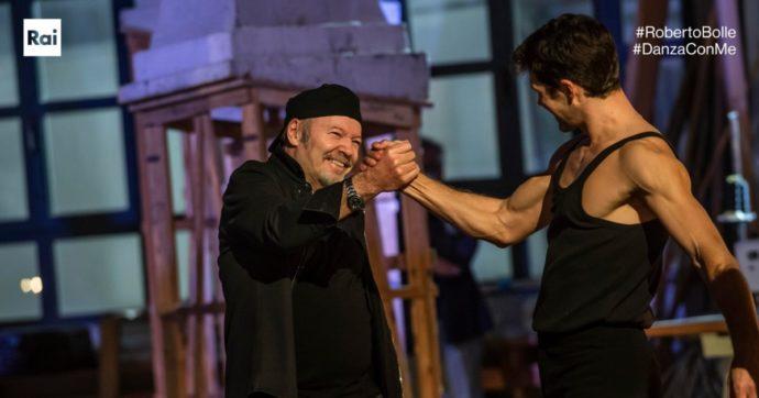 Danza con me, Roberto Bolle trasforma la tv con eleganza e talento. Dal ritorno di Vasco a Diodato agente 007: tutti i momenti salienti