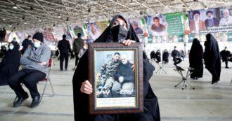 Soleimani rimane un mito ma la guerra resta lontana