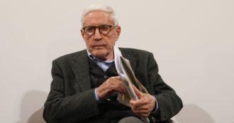 Ricoverato l'ex presidente del Senato Franco Marini: è nel reparto Covid dell'ospedale di Rieti. Sostegno da esponenti di politica e sindacato