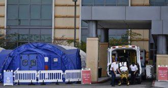 Covid, a Los Angeles le ambulanze non possono più trasportare pazienti con basse possibilità di sopravvivere