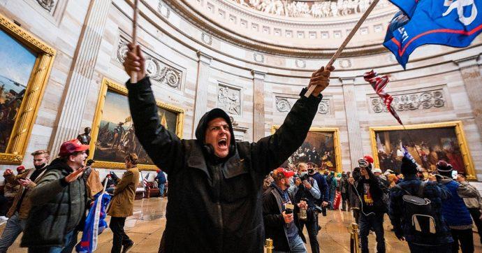 Assalto a Capitol Hill: il Novecento è davvero finito