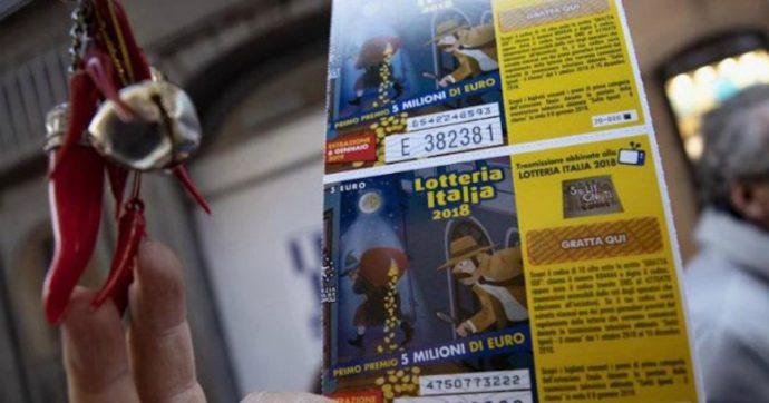 Lotteria Italia 2020-2021, questa sera su Rai1 l'estrazione. Venduti solo 4,6 milioni di tagliandi, mai così pochi dal '78