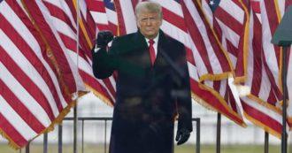 Trump, ultimo giorno: tutti i souvenir dell'ex presidente
