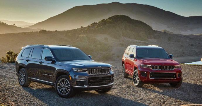 Jeep Grand Cherokee, il big suv dei due mondi arriverà in commercio a fine 2021