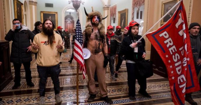 Capitol Hill, i luoghi comuni dell'informazione: gli Usa non sono 'la più grande democrazia del mondo'