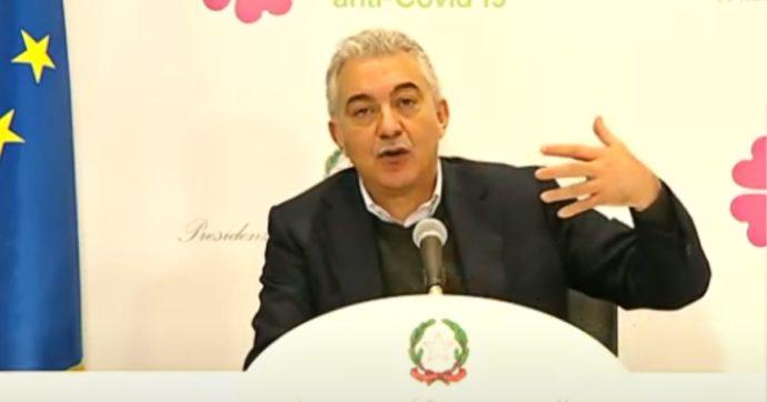 """Covid, il commissario Arcuri: """"Obiettivo strategico è avere farmaci e vaccini autoctoni. Anche Moderna ha tagliato le dosi"""""""