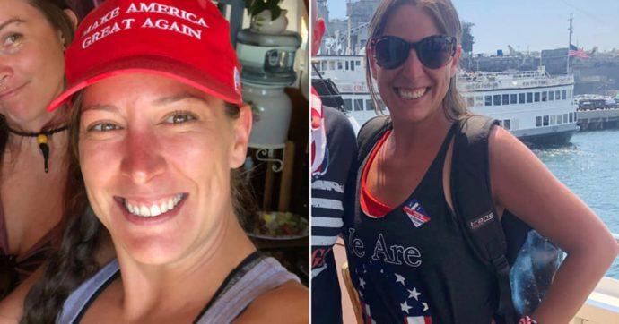 Assalto a Capitol Hill: chi era Ashli Babbitt, la veterana militare e fan di Trump e QAnon uccisa al Congresso