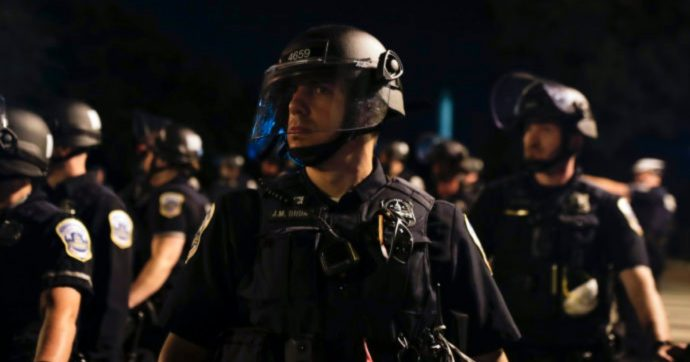 Da Black Lives Matter a Capitol Hill: perché dobbiamo chiederci a cosa serve la polizia