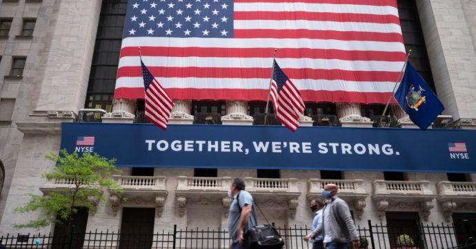 Wall Street ignora l'assalto al Congresso. Riprende la corsa del bitcoin, ormai vicino a 38mila dollari