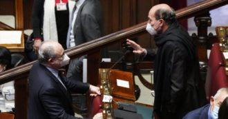 """Bersani: """"Renzi? Non ho aggettivi per qualificare un'operazione del genere mentre abbiamo centinaia di morti di pandemia"""""""
