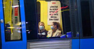 Coronavirus, la rivoluzione della Svezia: il governo dà il via libera a chiusure e multe. E i numeri della pandemia preoccupano
