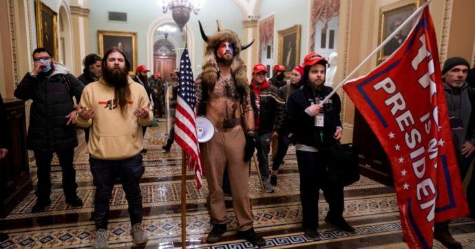 I Vichinghi alla Casa Bianca? A volte il reale supera il virtuale