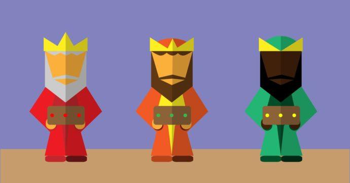La favola del potere e i figli del re