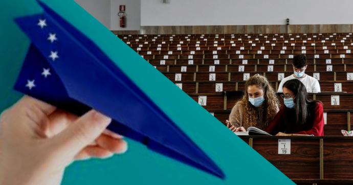 """Le università di Genova e Salerno sospendono i viaggi Erasmus. Gli studenti protestano: """"Fateci partire"""""""