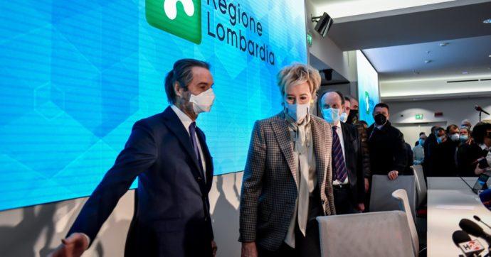 """Lombardia in zona rossa, la vicepresidente Moratti chiede di sospendere l'ordinanza per 48 ore """"in attesa dei nuovi dati su Rt"""""""